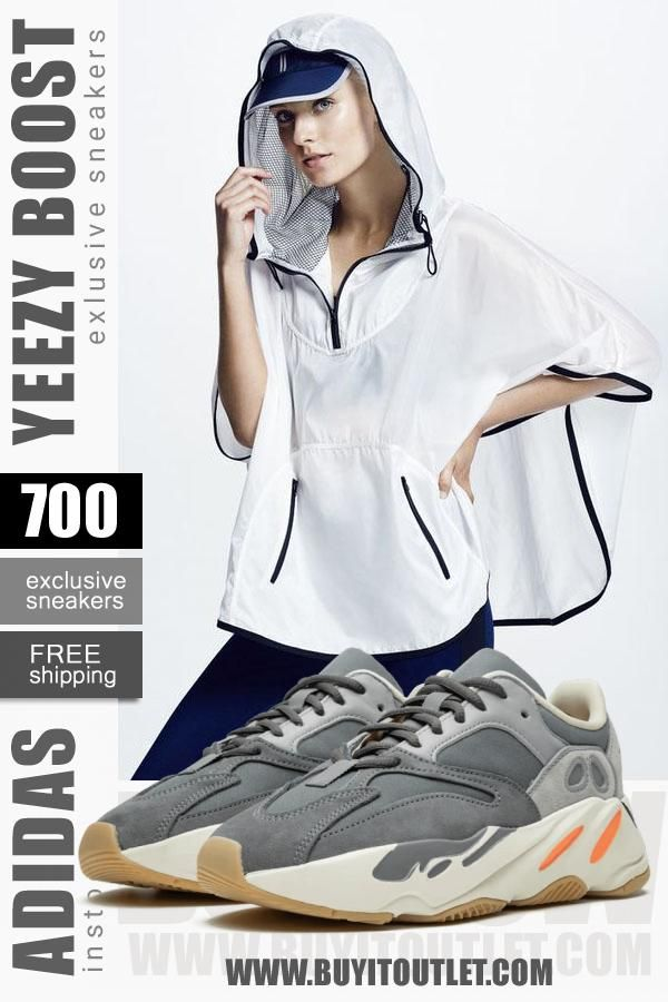 The best sneakers Adidas Yeezy Boost 700 Magnet For kids