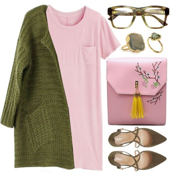I'm the one they say can change your life. by coloma94 on Polyvore featuring J.Crew, Retrò, Roberto Vianni, Monica Vinader and Whistles