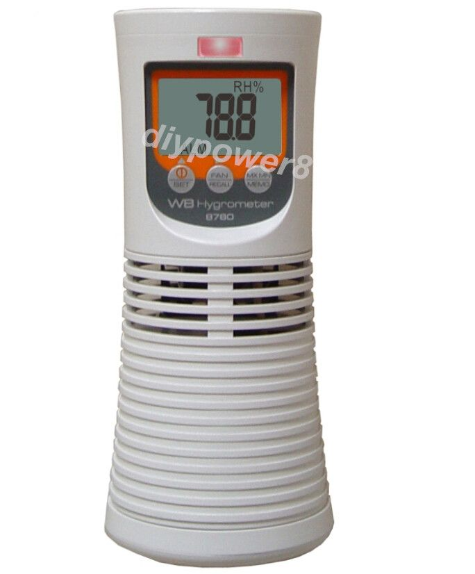Dry Wet Bulb Thermometer Digital Dry Hygrometer Greenhouse Temperature And Humidity Digital Dry Bulb Thermometer Temperature Humidity Bulb