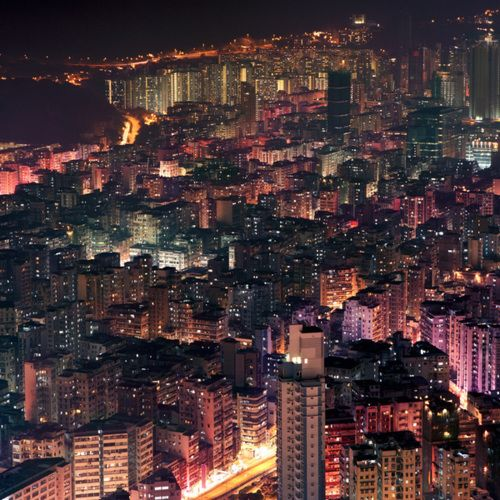 Cityscape Of Hong Kong Places Around The World Landscape Hong Kong