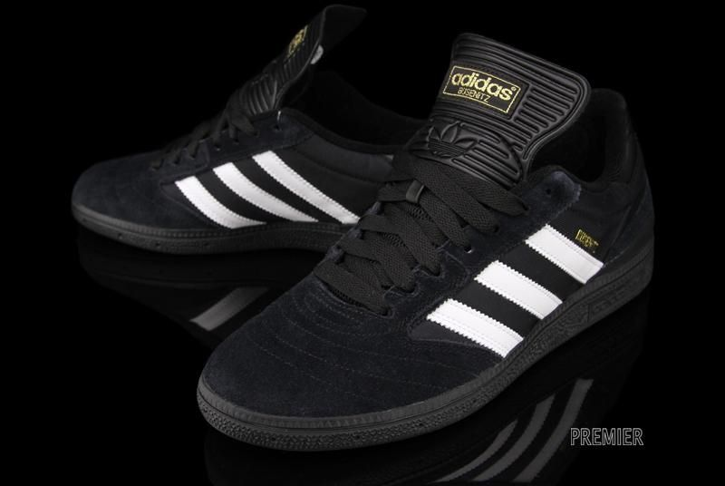the latest 2d966 52b8a adidas Skateboarding Busenitz Pro BlackWhite  Sole Collector