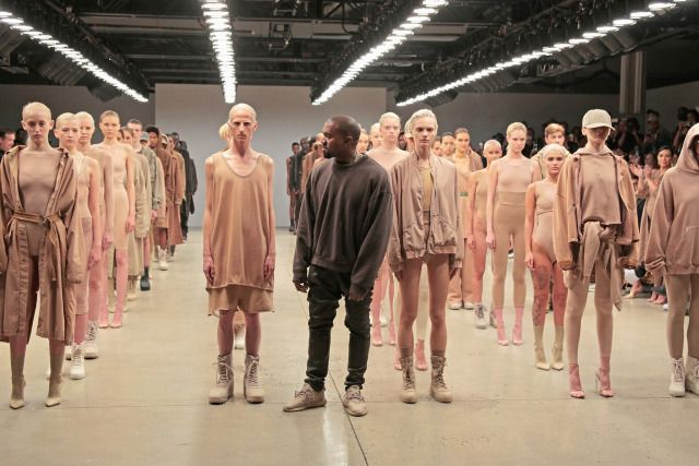 Kanye West To Debut Waves Album And Yeezy Season 3 At Madison Square Garden Yeezy Fashion Show Kanye West Style Kanye Fashion