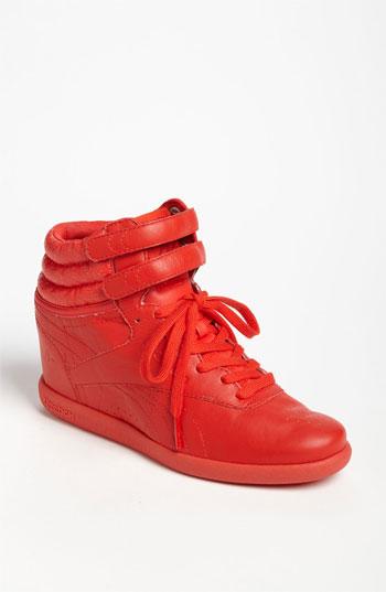 113ab68e Reebok 'Freestyle Hi Wedge A. Keys' Sneaker (Women)(Nordstrom ...