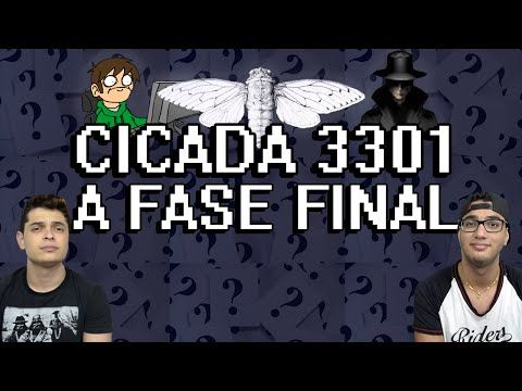 CICADA 3301 - A FASE FINAL - YouTube