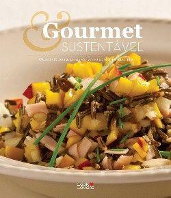 Livro com receitas Gourmet & Sustentáveis