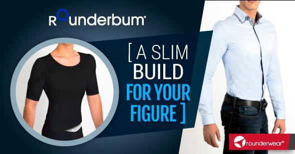 05cc0bc3 Muscle Shirt... moldea y da volumen a tus atributos. #Rounderbum # Rounderwear #MuscleShirt #Shape