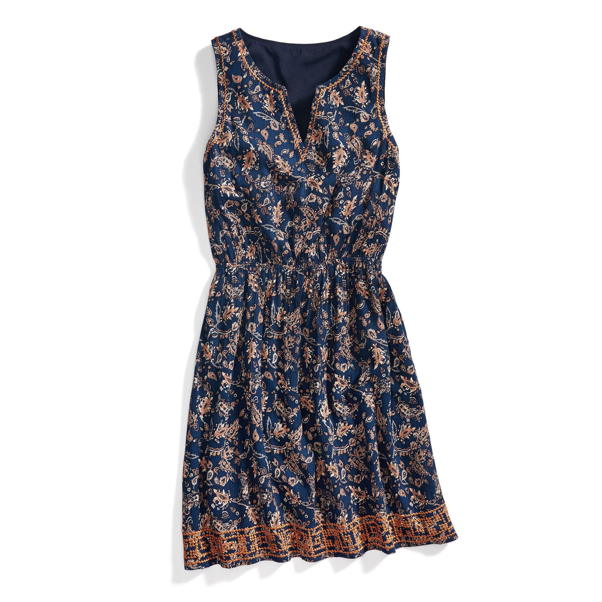 aa9e6ad87a3d Stitch Fix Boho Style  Printed Sundress