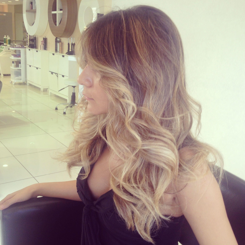 Ballayage Blond à blond balayage hairkey | hair | pinterest | balayage, blond and