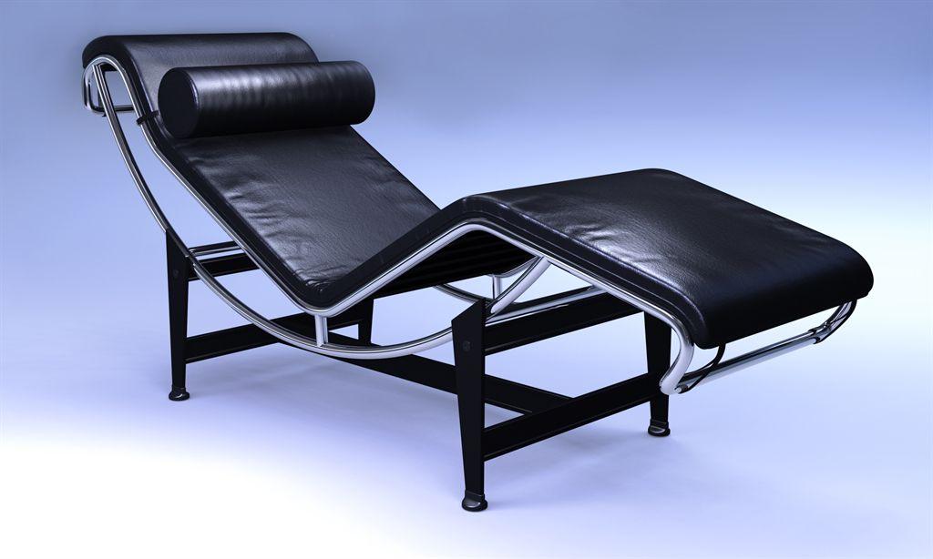 Lc4 Le Corbusier Chaise Lounge Furniture Pinterest