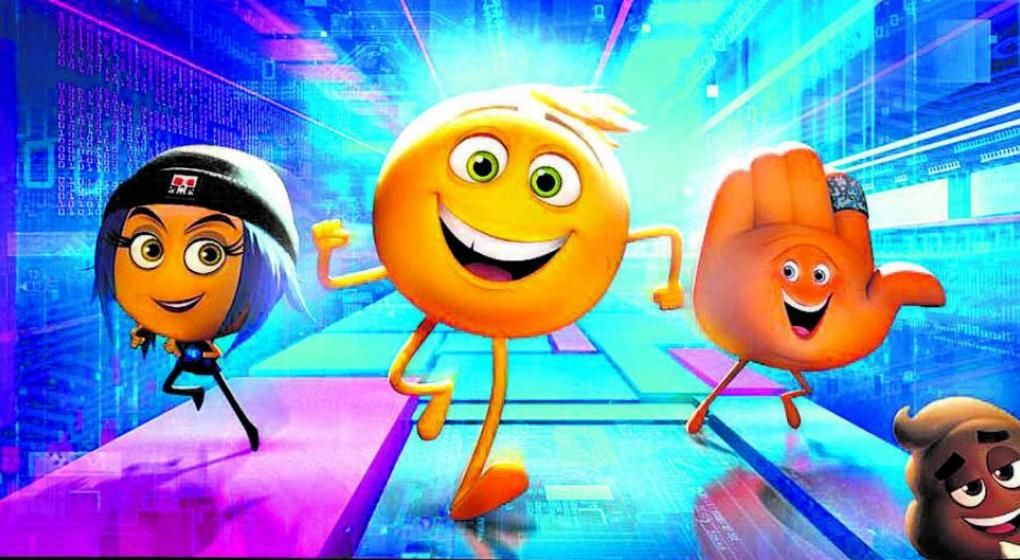 Resultado De Imagen Para Emojis Peli Emoji Movie Movie Teaser Emoji