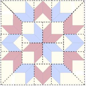 Broken Star quilt block | Quilt project: Tree of Life | Pinterest ... : free star quilt patterns - Adamdwight.com