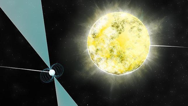 Misterio y Ciencia Hoy: Descubren en el espacio un diamante del tamaño de ...