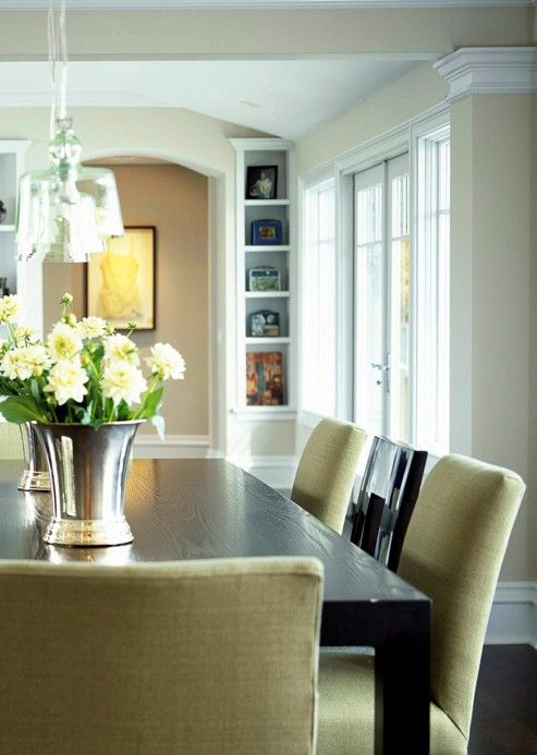 Dream bhg dining room which is simply elegant traditional yet modern its the whole
