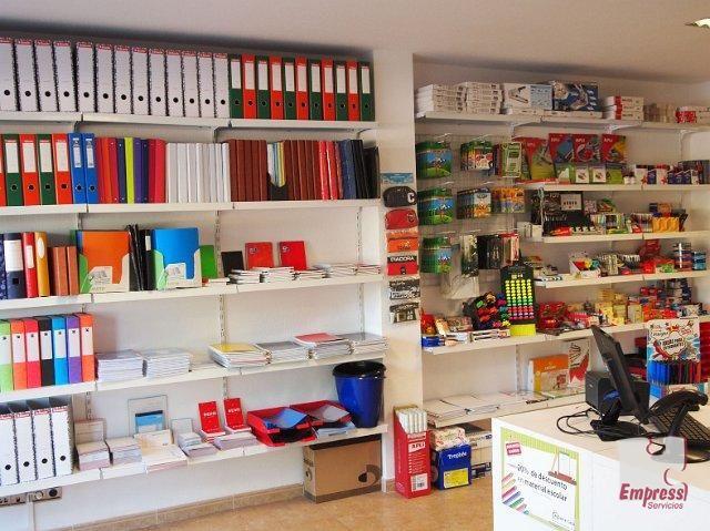 Papelerias modernas peque as negocios pinterest stationery stationery shop y party stores - Papeleria de oficina ...
