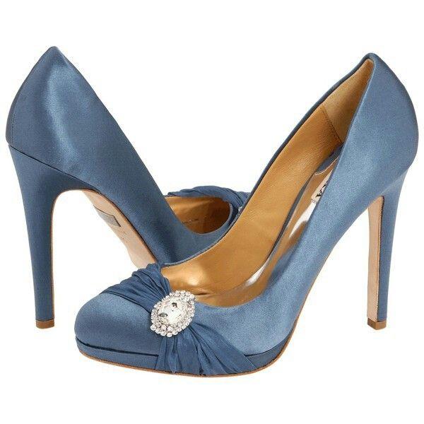 Love Slate Blue Blue Wedding Shoes Reception Shoes Blue Shoes