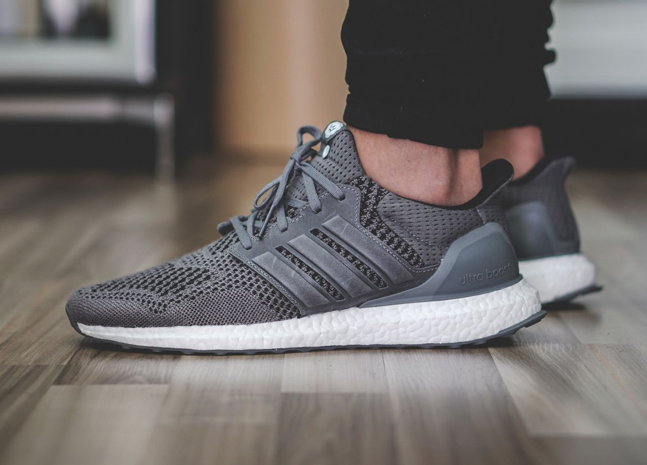 Highsnobiety x Adidas Ultra Boost (by @j0nt1mbre)