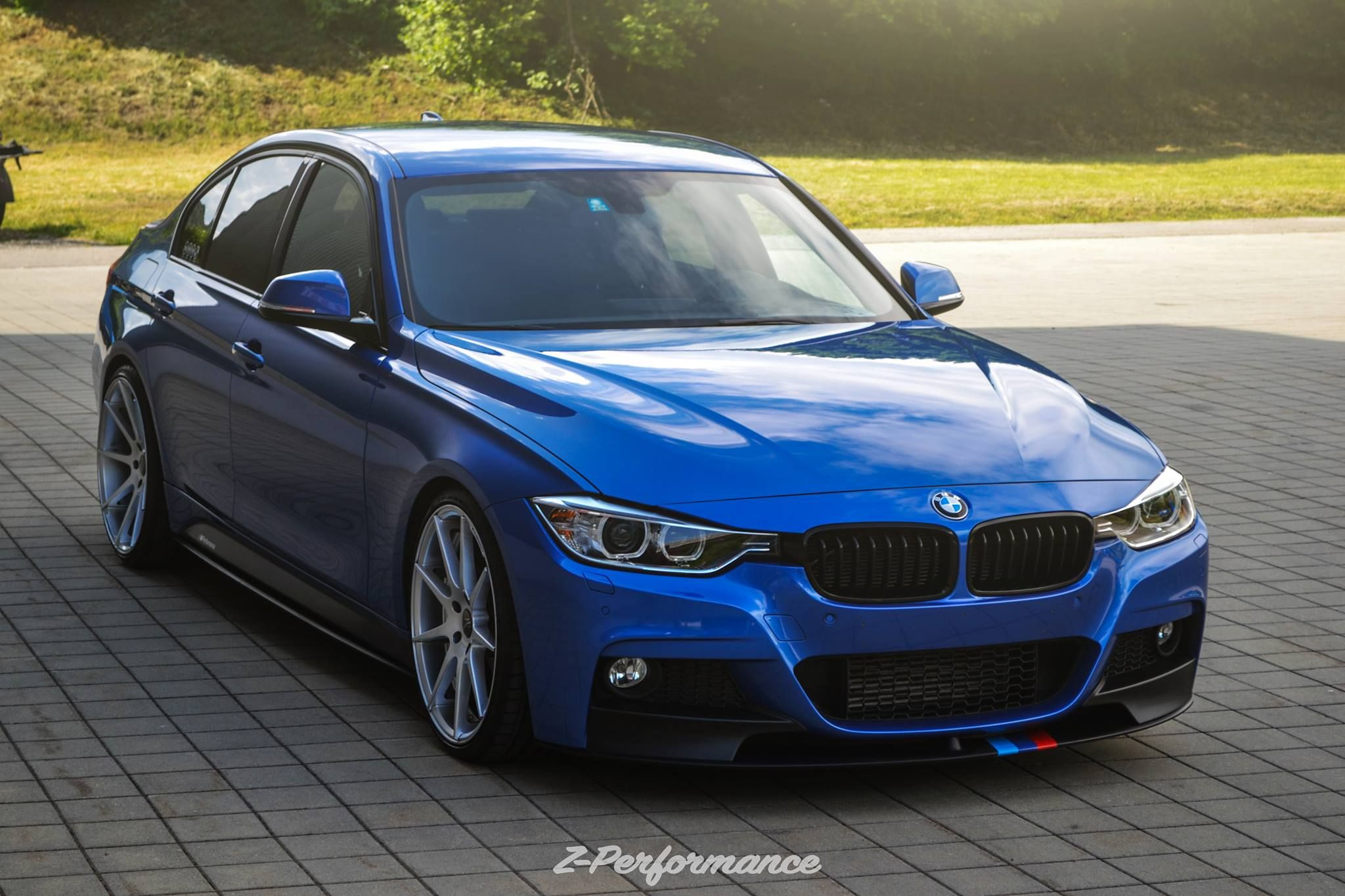 bmw f30 335i sedan mpackage estoril blue bmw f30 3 series sedan pinterest. Black Bedroom Furniture Sets. Home Design Ideas