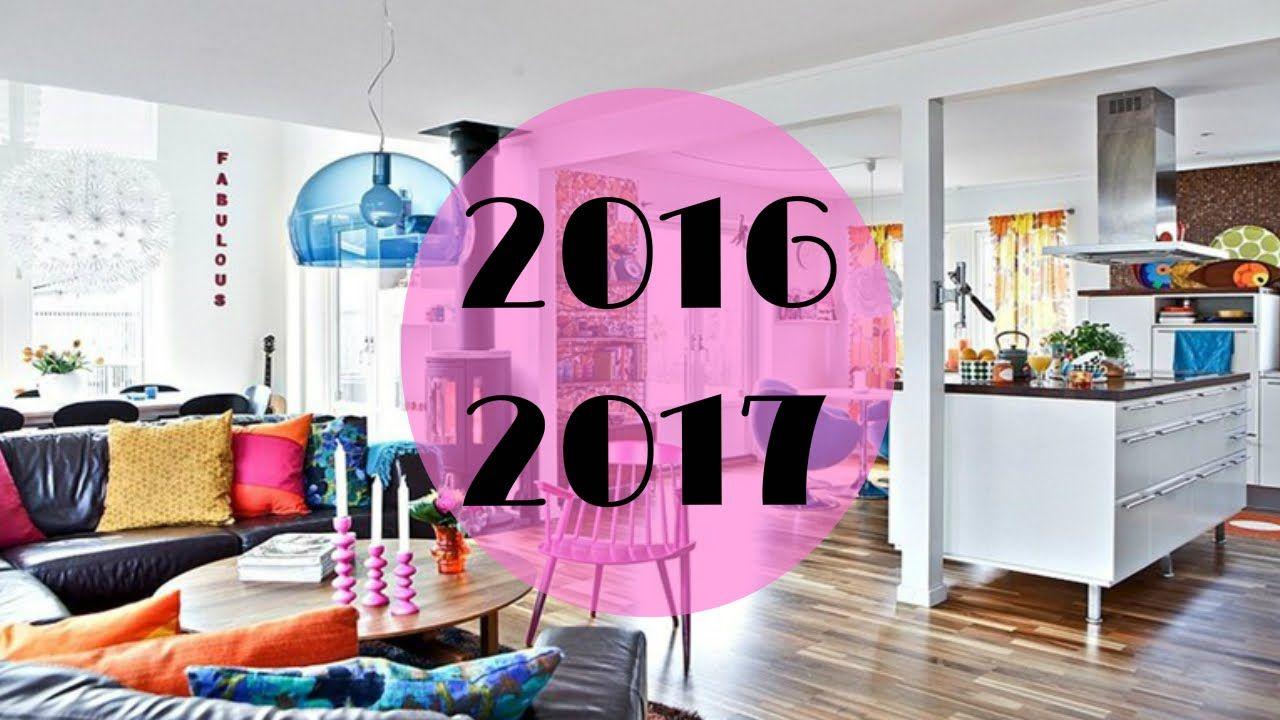 Decoracion De Interiores Tendencias 2016 2017 Muebles  ~ Decoracion De Interiores De Casas