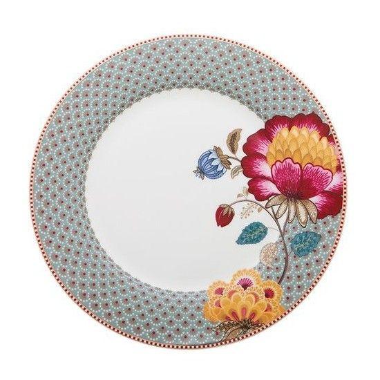 Porcelaine Céramique Acier Forks Shabby Chic Floral or Couverts Fantaisie Fine Dining