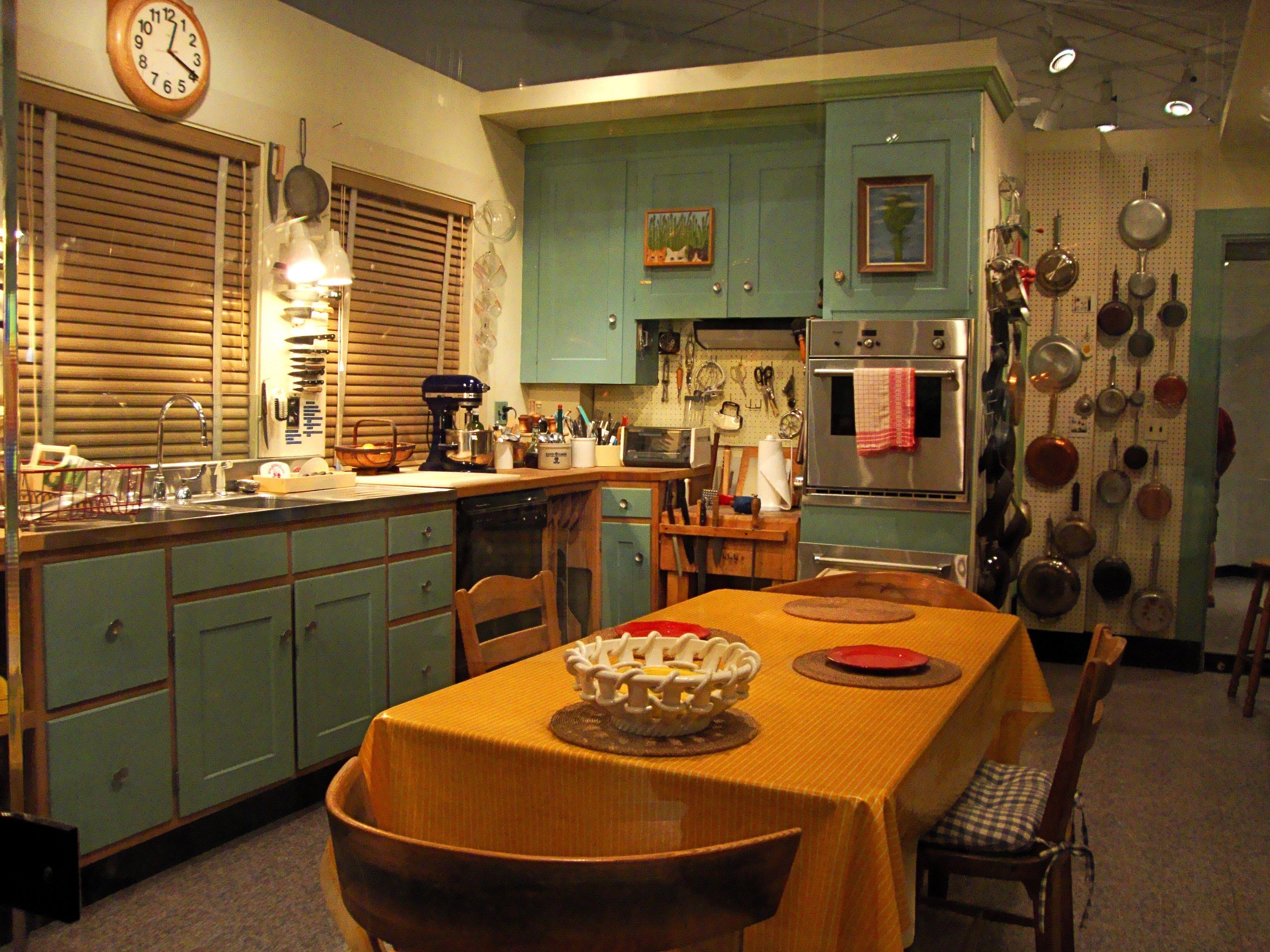 5 Brilliant Ideas To Steal From Julia Child's Kitchen  Kitchen Alluring Kitchen Design Massachusetts Inspiration