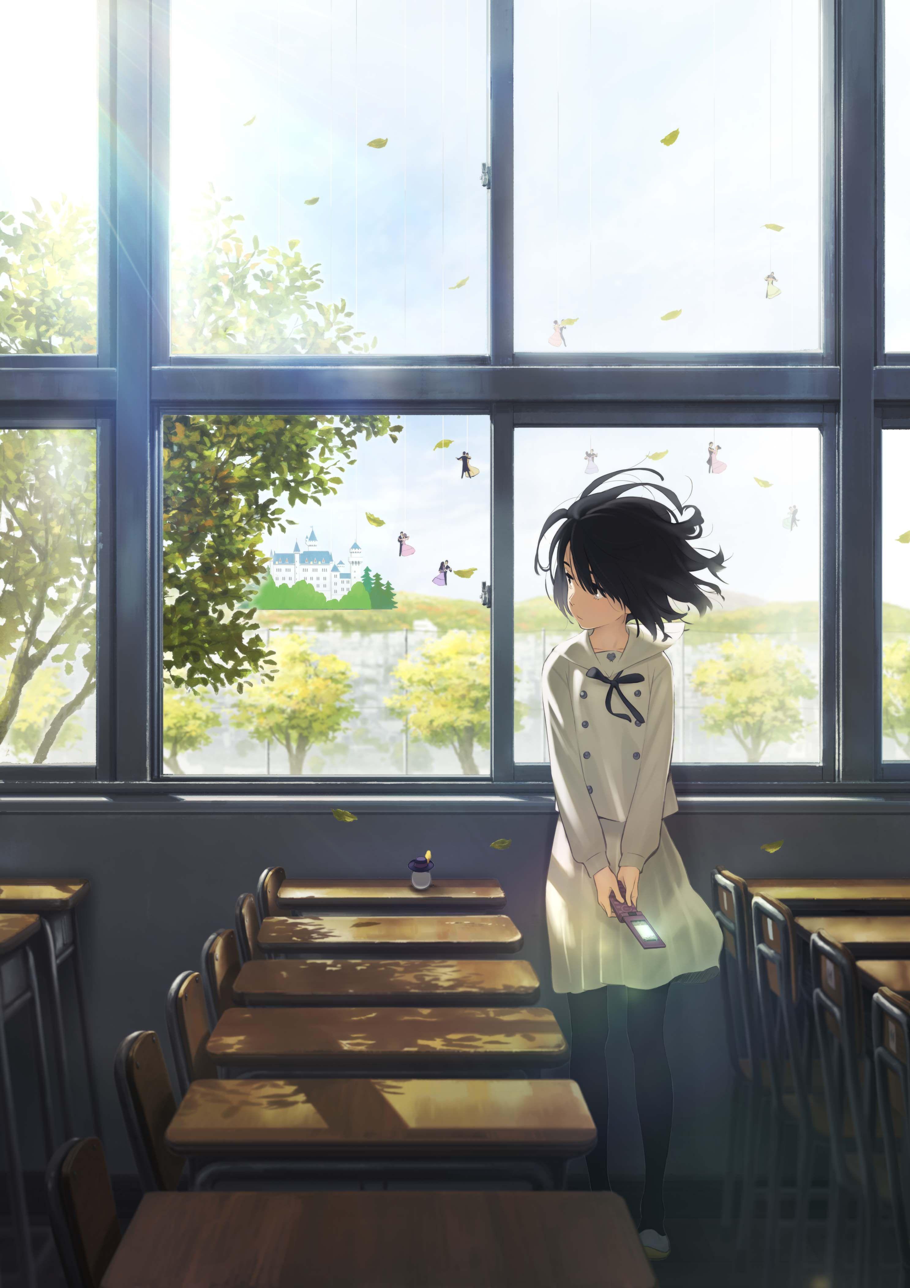 Kokoro ga Sakebitagatterunda es la nueva película del staff de AnoHana que tiene previsto su estreno para este mismo año.