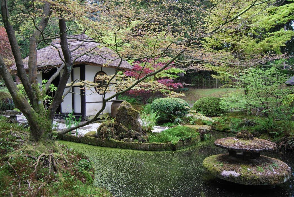 Japanese Garden Tatton Park Knutsford Origin And History In Densely Populated Countries Such As In 2020 Japanese Garden Japanese Landscape Garden Architecture