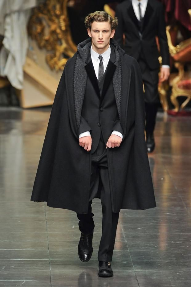 baroque inspired fashion men - photo #28