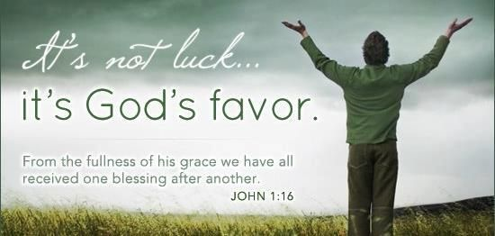 There Is No Such Thing As Good Luck Or Bad Luck Just God S