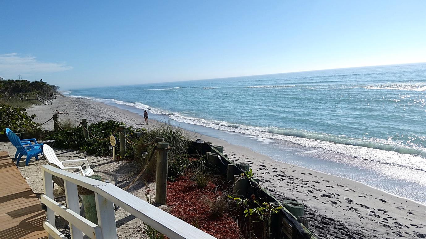 View from the sunset deck!   Manasota key florida, Florida ...