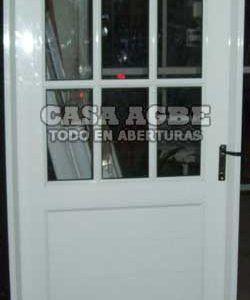 puertas de aluminio aberturas en aluminio puertas dobles