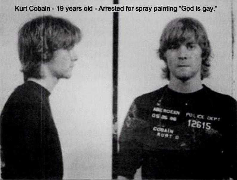 Kurt Cobain's Feminist Fashion Appeal | AnOther  |Nirvana Feminism