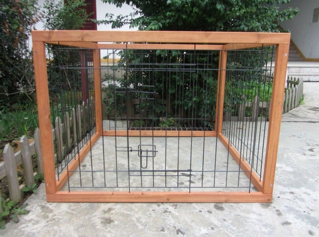 Nice Variety Designs Of Dog Yard Fence In 2020