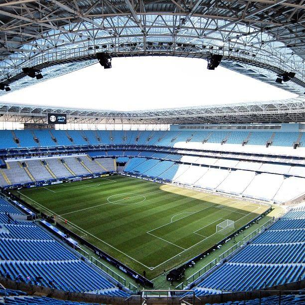 Arena Gremio Football Stadiums Soccer Stadium Stadium