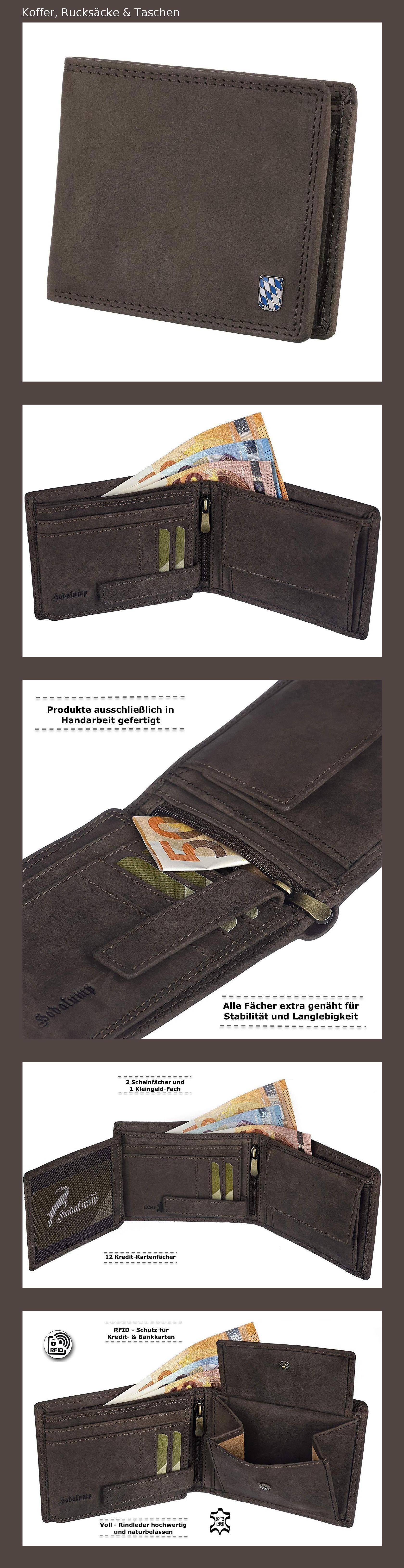 5e8ee754c3c2d perfect leder geldbrse herren premium geldbeutel echtleder wallet portmonee  with geldborse herren