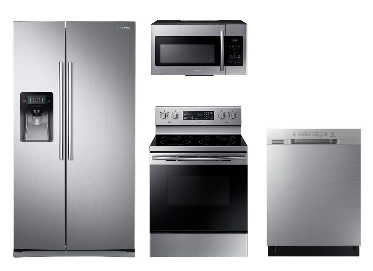 Kitchen Appliance Packages The Home Depot Appliance Packages Kitchen Appliance Packages Steel Kitchen Appliances