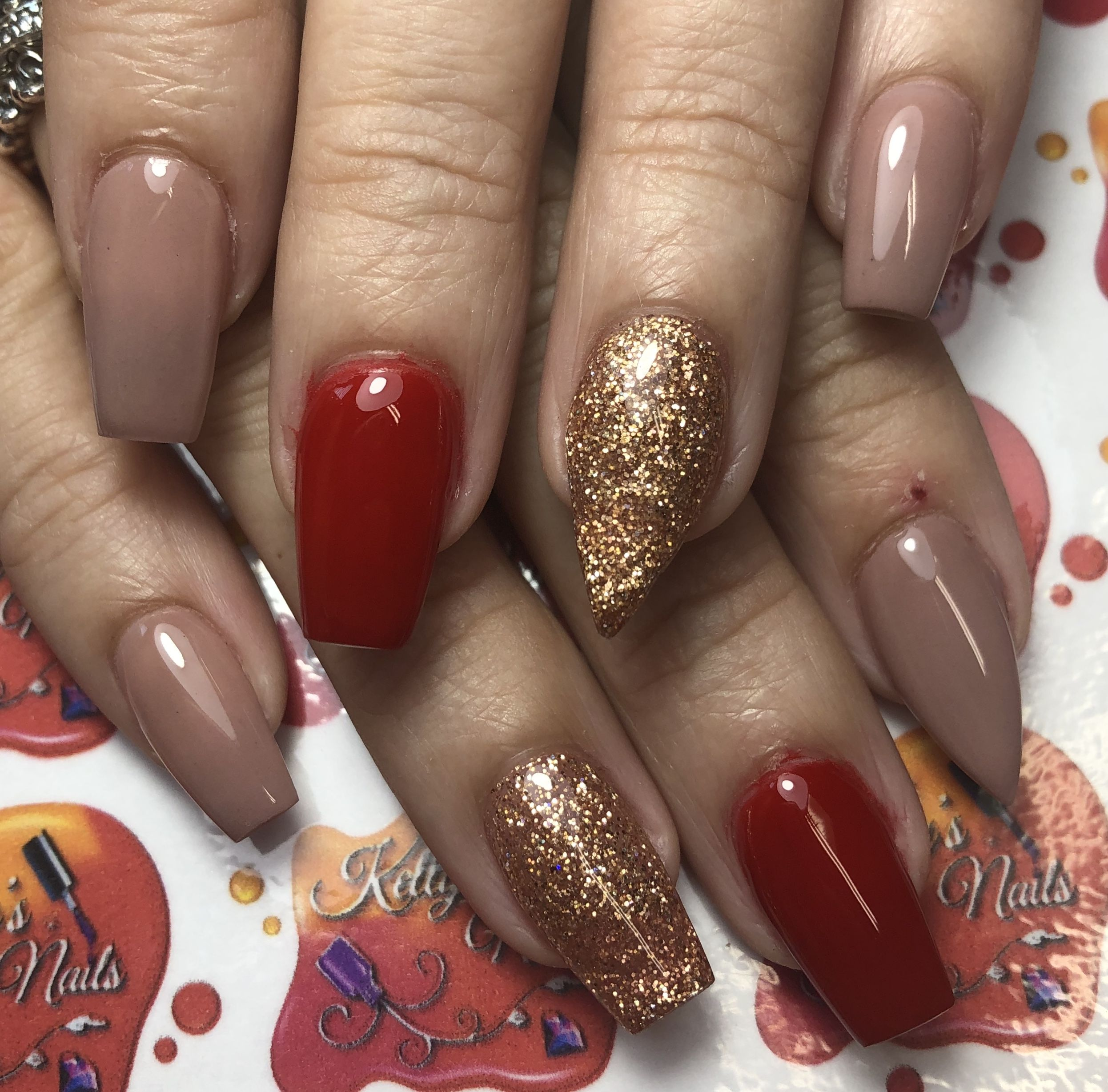 Pin by Nancy and OPI brand on Kellys Nails design by