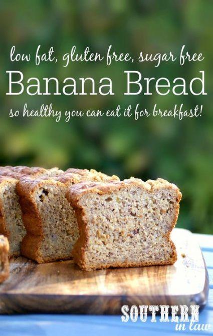 Fitness Food Breakfast Banana Bread 18+ Ideas #food #fitness #bread #breakfast