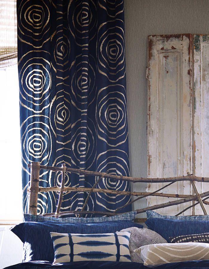 Rideau Ethnique Rideaux Voilages Curtains Pinterest