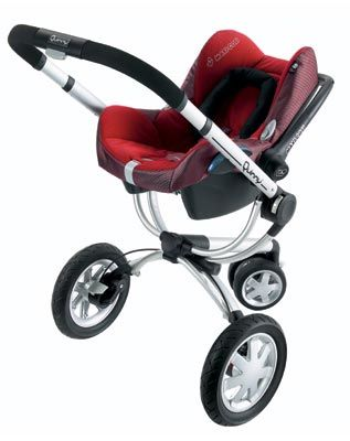 Quinny Buzz 3 Stroller + Maxi-Cosi Car Seat - comes with a ...