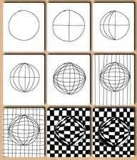Image Search Results for op art lesson #artanddrawing
