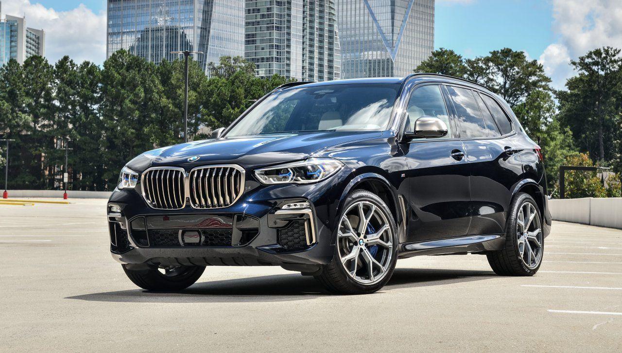 2020 BMW SUV X5와 X7에 새로운 M50i 모델추가 예정 자동차, 모델, 엔진