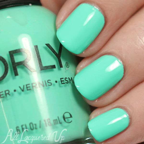 Orly Spring 2016 Melrose Collection Swatches and Review