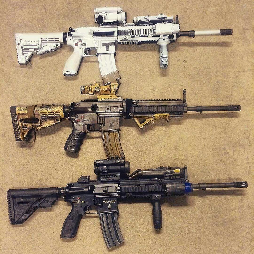Pin On HK 416
