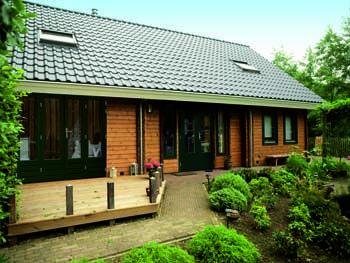 Für Freizeithäuser, Gartenhäuser, Blockhäuser, Holzgaragen