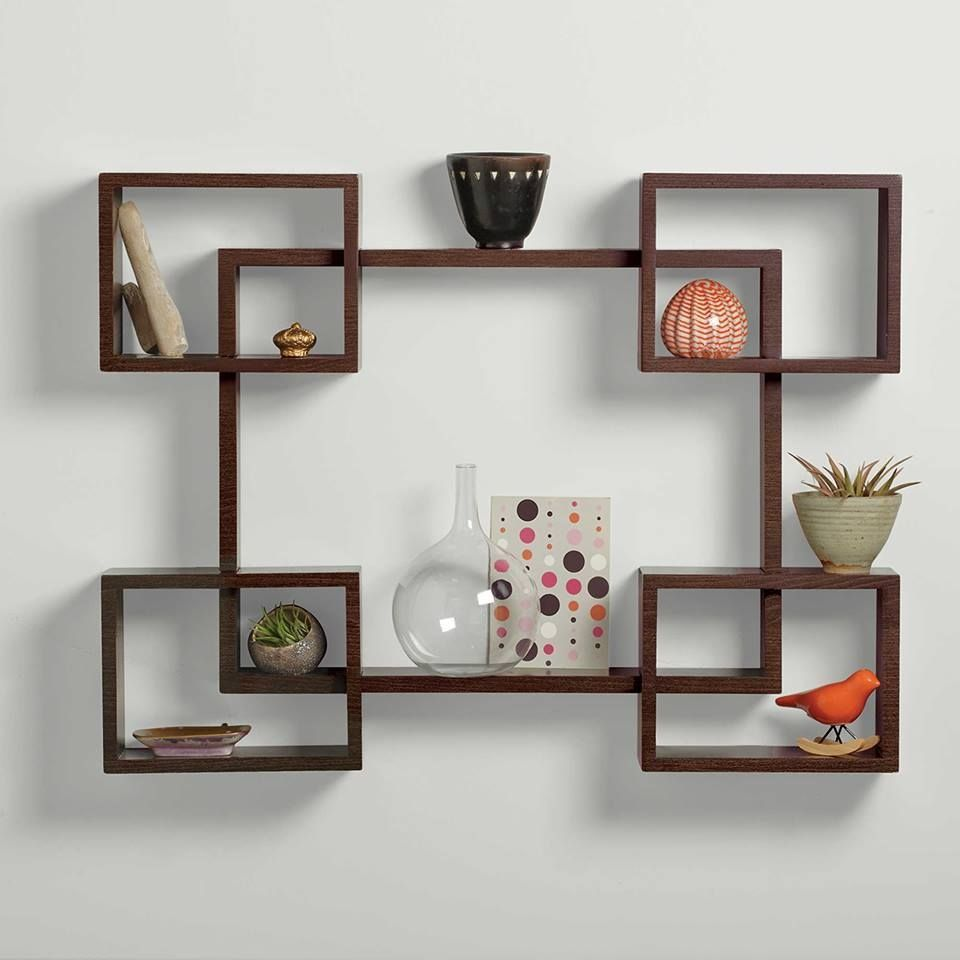 Design Ideas For Wall Shelves