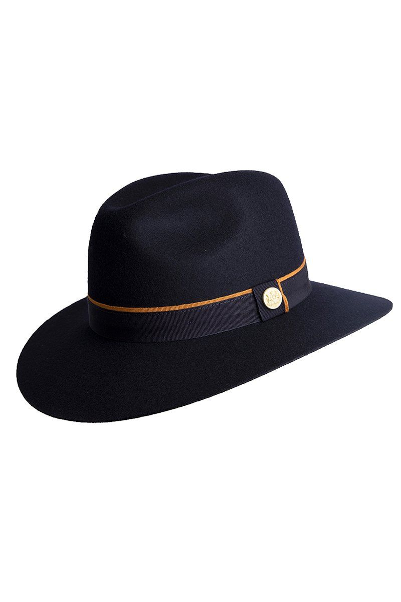 d469c6e0 Trilby Hat (Navy/navy) – Holland Cooper | FALL 2018 in 2019 | Trilby ...