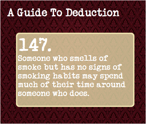 A Guide to Deduction: #147