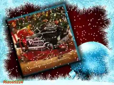 Big Bad Voodoo Daddy Rockabilly Christmas From The