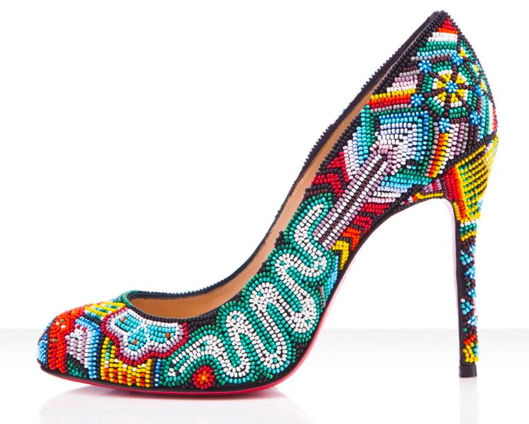 Zapatos Torero Louboutin