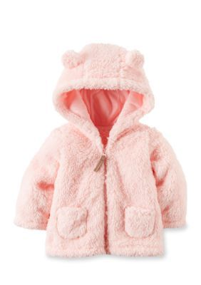 b3f1d0162ac0 Carter s® Sherpa Hooded Jacket
